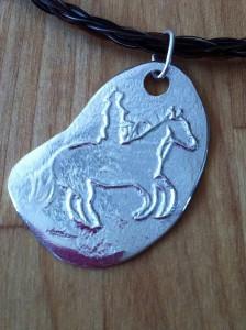 Cavalier(e) et son cheval